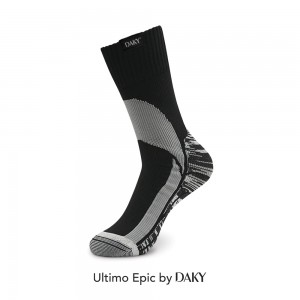 DAKY (ULTIMO EPIC) - WUDU (MASAH) COMPLIANT & WATERPROOF SOCKS (ORIGINAL)