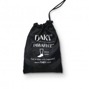 DAKY (Tawafeez) - Bamboo Socks with Grip Sole