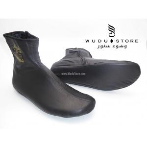 Azad Leather Socks (Ordinaire)