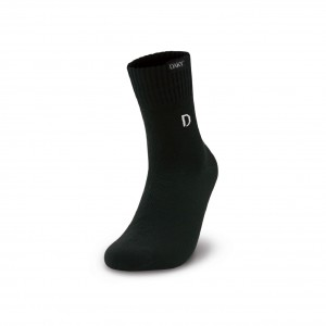 DAKY (PHANTOM X) - WUDU COMPLIANT & WATERPROOF BLACK SOCKS
