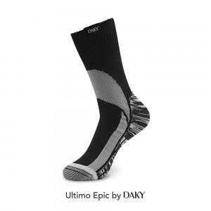 DAKY (ULTIMO EPIC) - WUDU (MASAH) COMPLIANT & WATERPROOF SOCKS (ORIGINAL)